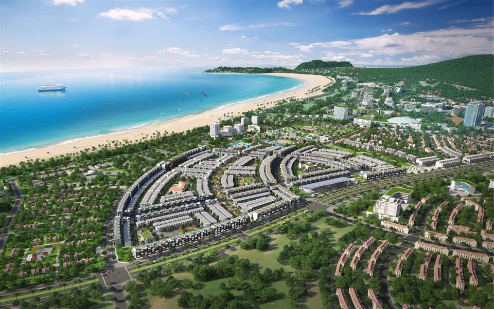 Khách hàng chuộng đất nền ven biển sổ đỏ Nhơn Hội New City Quy Nhơn